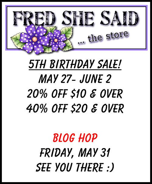 FSS-5th BDAY SALE